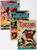 Bronze Age (1970-1979):Adventure, Tarzan Group of 13 (DC, 1972-75) Condition: Average NM-.... (Total: 13 Comic Books)