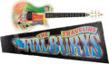 Music Memorabilia:Instruments , Gretsch Traveling Wilburys TW-300 Limited Edition Solid BodyElectric Guitar, with Original Box....