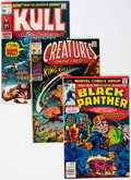 Bronze Age (1970-1979):Miscellaneous, Comic Books - Assorted Bronze Age Comics Group of 70 (VariousPublishers, 1970s) Condition: Average FN-.... (Total: 70 ComicBooks)