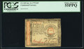 Colonial Notes:Continental Congress Issues, Continental Currency January 14, 1779 $65 PCGS Choice About New 55PPQ.. ...