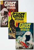 Silver Age (1956-1969):Horror, Ghost Stories File Copies Group of 60 (Dell, 1964-73) Condition:Average VF+.... (Total: 60 Comic Books)