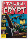 Golden Age (1938-1955):Horror, Tales From the Crypt #22 (EC, 1951) Condition: Apparent VG/FN....