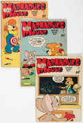Golden Age (1938-1955):Funny Animal, Marmaduke Mouse Group of 15 (Quality, 1947-56) Condition: AverageVG.... (Total: 15 Comic Books)
