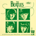 Music Memorabilia:Memorabilia, Beatles Holiday Inn Promo Picture Sleeve/Flyer (1964)....