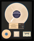 Music Memorabilia:Awards, Rolling Stones Got Live If You Want It! RIAA Gold RecordAward (London PS 493, 1966)....