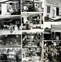 Books:Prints & Leaves, [Country Stores]. Archive of Twenty-Six Photographs Relating toCountry Stores....