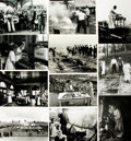 Books:Prints & Leaves, [Cooking]. Archive of Thirty Photographs Relating to Cooking....