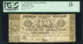 Obsoletes By State:Arkansas, (Little Rock), AR-Arkansas Treasury Warrant $5 May 6, 1862 Cr. 48. ...