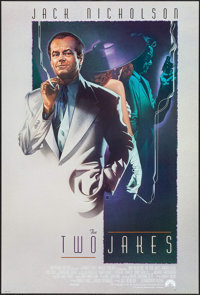 """The Two Jakes (Paramount, 1990). One Sheet (27"""" X 40"""") DS. Crime"""
