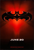 """Movie Posters:Action, Batman & Robin (Warner Brothers, 1997). One Sheets (4) (27"""" X40"""") DS Advance Heroes, Villains, Symbol, and Regular Styles. ...(Total: 4 Items)"""