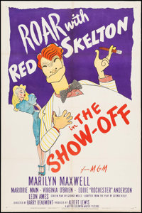 """The Show-Off (MGM, 1946). One Sheet (27"""" X 41""""). Comedy"""