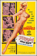 "Movie Posters:Sexploitation, Playgirl After Dark (Topaz, 1961). One Sheet (27"" X 41"").Sexploitation.. ..."