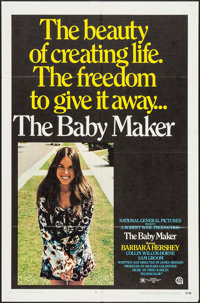 """The Baby Maker & Others Lot (National General, 1970). One Sheets (6) (27"""" X 40"""" & 27"""" X 4..."""