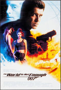 """Movie Posters:James Bond, The World is Not Enough (MGM, 1999). One Sheet (27"""" X 40"""") SS.James Bond.. ..."""