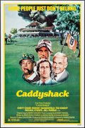 """Movie Posters:Comedy, Caddyshack (Orion, 1980). One Sheet (27"""" X 41""""). Comedy.. ..."""