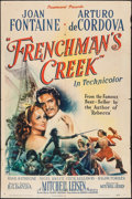 """Movie Posters:Adventure, Frenchman's Creek (Paramount, 1944). One Sheet (27"""" X 41"""").Adventure.. ..."""