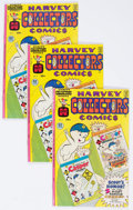 Bronze Age (1970-1979):Cartoon Character, Harvey Collectors Comics #2 File Copies Box Lot (Harvey, 1975)Condition: Average VF/NM....
