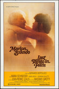 "Movie Posters:Drama, Last Tango in Paris (United Artists, R-1982). One Sheet (27"" X41""). Drama.. ..."