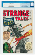 Silver Age (1956-1969):Superhero, Strange Tales #101 (Marvel, 1962) CGC NM- 9.2 Cream to off-whitepages....