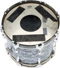 """Music Memorabilia:Instruments , Alice Cooper - Neal Smith Stage-Played 14"""" Field Snare Drum(1971-1972)...."""