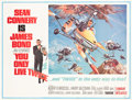 "Movie Posters:James Bond, You Only Live Twice (United Artists, 1967). Subway (45"" X 59"") Style B.. ..."