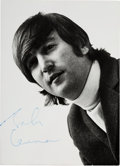 Music Memorabilia:Autographs and Signed Items, John Lennon Signed Photo (Germany, 1966)....