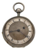 Timepieces:Pocket (pre 1900) , Swiss Quarter Hour Repeater With Hidden Erotic Automaton. ...