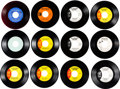Music Memorabilia:Recordings, Righteous Brothers Collection of Twelve 45 RPM Records (1963-66)....