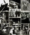 Books:Prints & Leaves, [Women of World War Two]. Archive of Approximately SixtyPhotographs and Press Prints Relating to Women during World WarTwo....