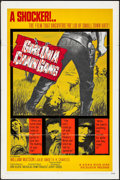 """Movie Posters:Exploitation, Girl on a Chain Gang & Others Lot (Jerry Gross, 1966). One Sheets (5) (27"""" X 41""""), Soundtrack Poster (26"""" X 39"""") DS, Photos ... (Total: 16 Items)"""