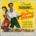 "Movie Posters:Action, The Fighting O'Flynn (Universal International, 1949). Six Sheet(79"" X 80""). Action.. ..."