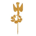 Estate Jewelry:Stick Pins and Hat Pins, Gold Stickpin. ...
