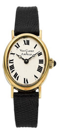 Timepieces:Wristwatch, Concord Lady's Watch For Van Cleef & Arpels. ...
