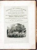 Books:Travels & Voyages, Tho[ma]s H. Shepherd. Modern Athens, Displayed in a Series of Views, or Edinburgh. In the Nineteenth Century; Exhibiting...