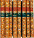 Books:Literature Pre-1900, [Laurence Sterne]. The Works of Laurence Sterne, Complete inEight Volumes...with A Life of the Author, Written by Himse...(Total: 8 Items)