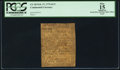 Colonial Notes:Continental Congress Issues, Continental Currency February 17, 1776 $1/3 PCGS Apparent Fine 15.....