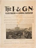 Books:Periodicals, [Rusk County].The I. & G. N. Illustrator and General Narrator....