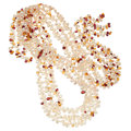 Estate Jewelry:Necklaces, Freshwater Cultured Pearl, Garnet, Citrine, Gold Necklaces, DavidYurman. ...