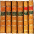 Books:Biography & Memoir, Lord George Lyttelton. The History of the Life of King Henry theSecond. London: J. Dodsley, 1769-1773.... (Total: 6 Items)