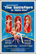 """Movie Posters:Adult, The Satisfiers of Alpha Blue (Adventure, 1980). One Sheet (27"""" X 41""""). Adult.. ..."""
