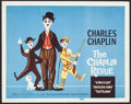 "Movie Posters:Comedy, The Chaplin Revue (United Artists, 1959). Title Lobby Card (11"" X 14""). Comedy.. ..."