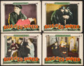 """Movie Posters:Drama, Rugged Water (Paramount, 1925). Lobby Cards (4) (11"""" X 14""""). Drama.. ... (Total: 4 Items)"""
