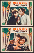 """Movie Posters:Adventure, Valley of the Giants (First National, 1938). Lobby Cards (2) (11"""" X14""""). Adventure.. ... (Total: 2 Items)"""