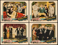 "Fast and Furious (Universal, 1927). Lobby Cards (4) (11"" X 14""). Comedy. ... (Total: 4 Items)"