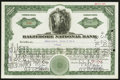 National Bank Notes:Maryland, Baltimore, MD - 10 Shares Stock Certificate Baltimore NB Ch. #13745. ...