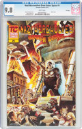 Modern Age (1980-Present):Science Fiction, Nazi Werewolves from Outer Space #1 File Copy (Trauma Comics, 2011)CGC NM/MT 9.8 White pages....
