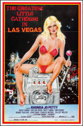 """Movie Posters:Adult, The Greatest Little Cathouse in Las Vegas (Miracle Films, 1982). One Sheet (25"""" X 38""""). Adult.. ..."""