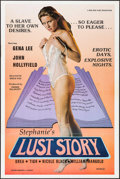 """Movie Posters:Adult, Stephanie's Lust Story (New Eros Films, 1982). One Sheet (25"""" X 38""""). Adult.. ..."""