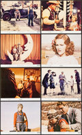 """Movie Posters:Comedy, Paper Moon (Paramount, 1973). Mini Lobby Card Set of 8 (8"""" X 10""""). Comedy.. ... (Total: 8 Items)"""