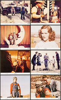 """Paper Moon (Paramount, 1973). Mini Lobby Card Set of 8 (8"""" X 10""""). Comedy. ... (Total: 8 Items)"""